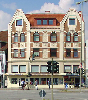 Tapezierarbeiten für Hamburg Bergedorf
