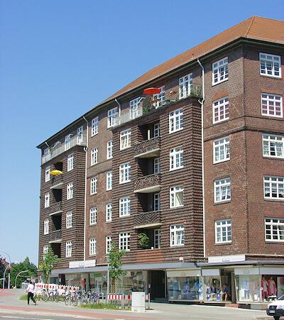 Malerarbeiten von Maler Boller auch in Rothenburgsort und Hamm