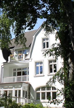 Klein  Flottbek - Wirkungsstätte Maler Bollers
