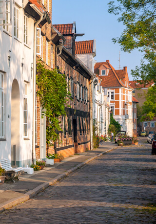 Lübeck - erstklassige Renovierungsarbeiten