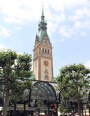 Maler Hamburg Altstadt
