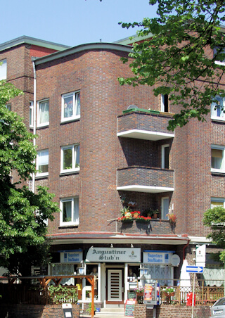 Maler Boller arbeitet gern in Hamburg Hamm