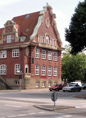 Maler Boller arbeitet in Hamburg Stellingen