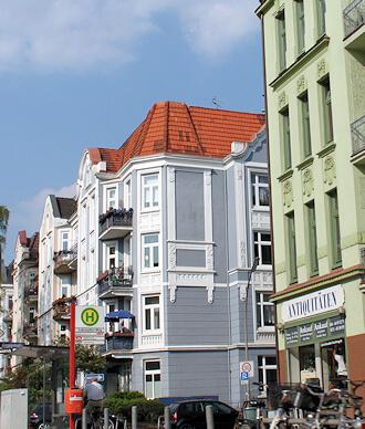Renovierungsarbeiten und Malerarbeiten für Eppendorf