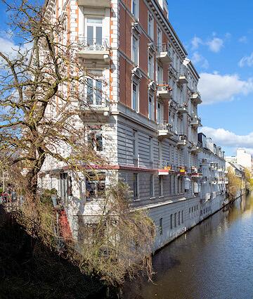 Renovierungsarbeiten für Hamburg
