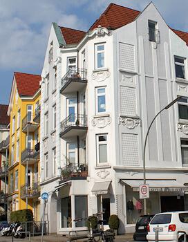 Tapezierarbeiten für Hamburg Eppendorf