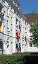 Malerarbeiten und Renovierungsarbeiten in Barmbek