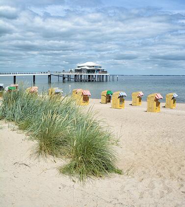 Travemünde an der Ostsee