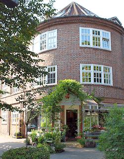 Hamburg Alsterdorf - Rotklinkerbau