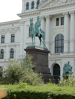 Hamburg Altona Rathaus
