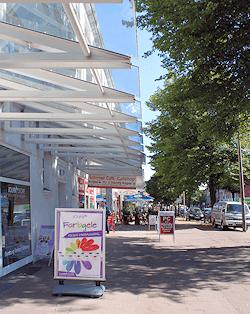 Hamburg Barmbek - Fuhlsbütteler Straße