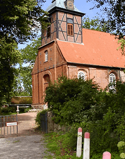 Hamburg Bergstedt - Bergstedter Kirche