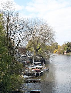 Hamburg Billbrook - Billbrookkanal
