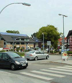 Hamburg Duvenstedt - Am Kreisel