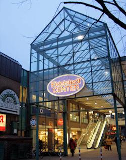 Hamburg Eidelstedt - Einkaufszentrum