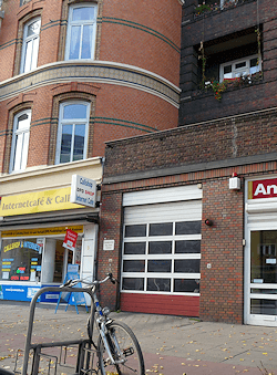 Hamburg Eilbek - Arbeitsbereich Maler Bollers