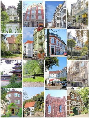 Malerarbeiten für alle Stadtteile Hamburgs