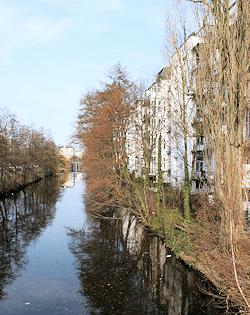 Hamburg Hoheluft - Osterbekkanal