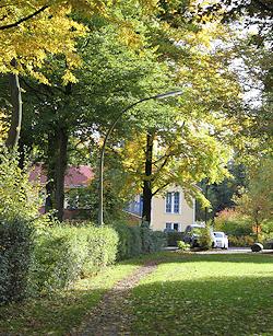Hamburg Iserbrook - herrliche Natur