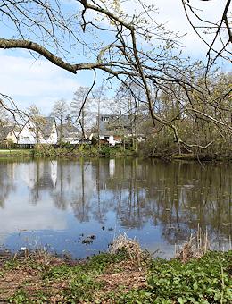 hamburg Jenfeld - Teich