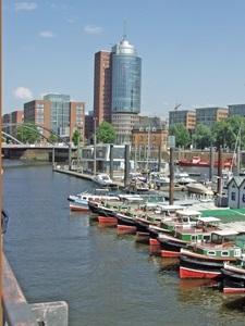 Hafencity Hamburg - Hafen