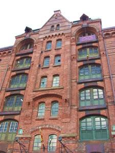 Hamburg Altstadt - ehemals Klostertor