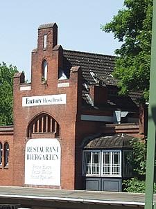 Factory am Bahnhof Hammerbrook