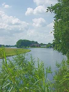 Landschaft Allermöhe