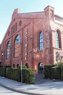 Hamburg Bahrenfeld - Gastwerk