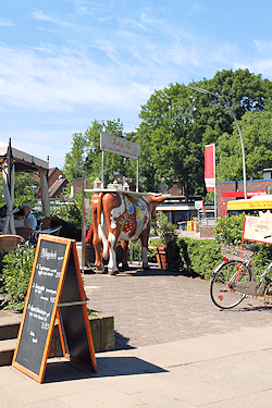 Maler im Hamburger Alstertal