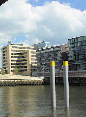 Hamburg HafenCity - Neubauten
