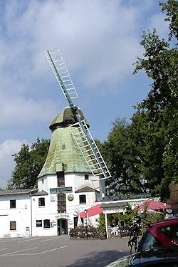 Hamburg Osdorf - Osdorfer Mühle