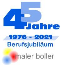 45 Jahre Maler in Hamburg