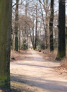 Hamburg Marienthal - Park