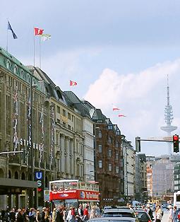 Hamburg Neustadt - Jungfernstieg