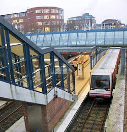 Norderstedt Bahnhof