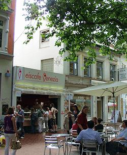 Hamburg Ottensen - Arbeitsfeld von Maler Boller