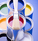 Qualität Farbmaterial