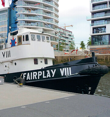 Renovierungsarbeiten und Malerarbeiten für HafenCity Hamburg
