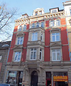 Etagenhaus Rotherbaum