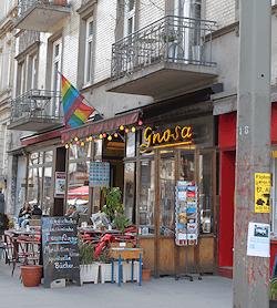 Hamburg St. Georg - Café Gnosa