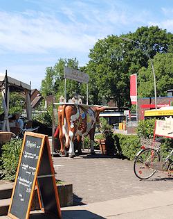 Wellingsbüttel - hier arbeitet Maler Boller gern