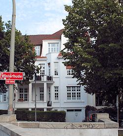 Hamburg Winterhude -auch hier Malerarbeiten von Maler Boller