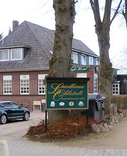 Hamburg Wohldorf-Ohlstedt - Landhaus Ohlstedt